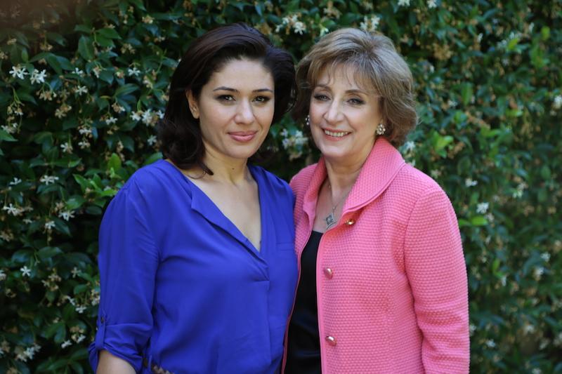 Dr. Ida Karayan & Taguhi Vardanyan